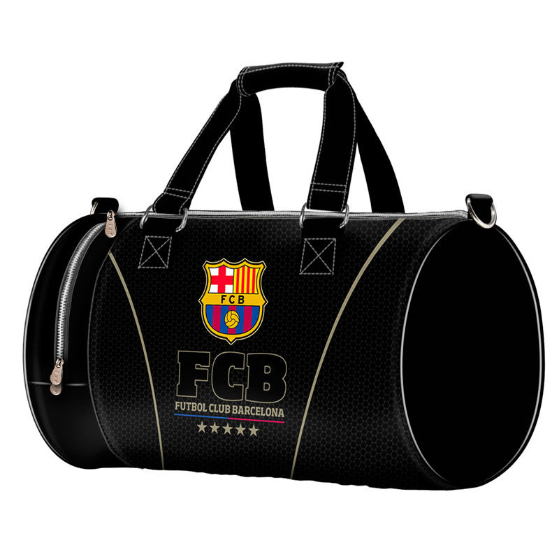 Bolsa viaje FC Barcelona Black 50cm 8435376361325