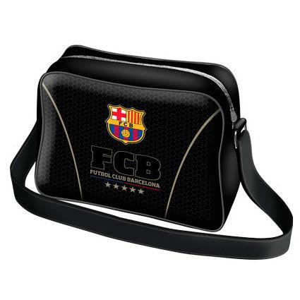 Bandolera FC Barcelona Black basic 8435376937018