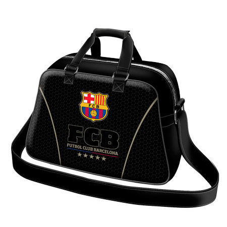 Bolsa viaje FC Barcelona Black 47cm 8435376942128