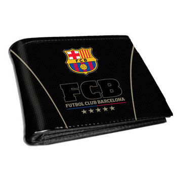 Billetero FC Barcelona Black sport 8435376394215