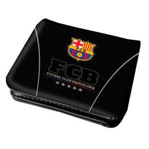 Monedero FC Barcelona Black 8435376394216