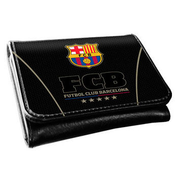Billetero FC Barcelona Black clips 8435376394217