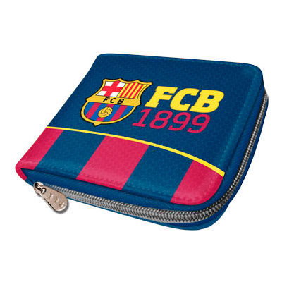 Billetero FC Barcelona Legend zipper 8435376393700