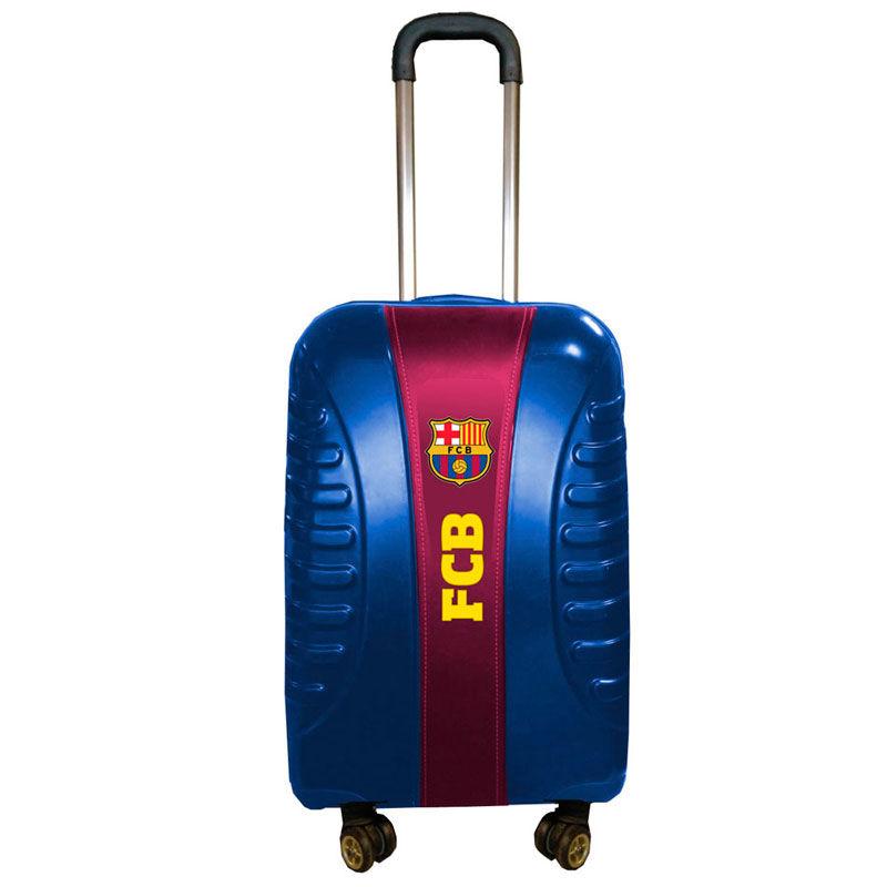 Maleta trolley ABS FC Barcelona Legend 4r 65cm 8435376360205