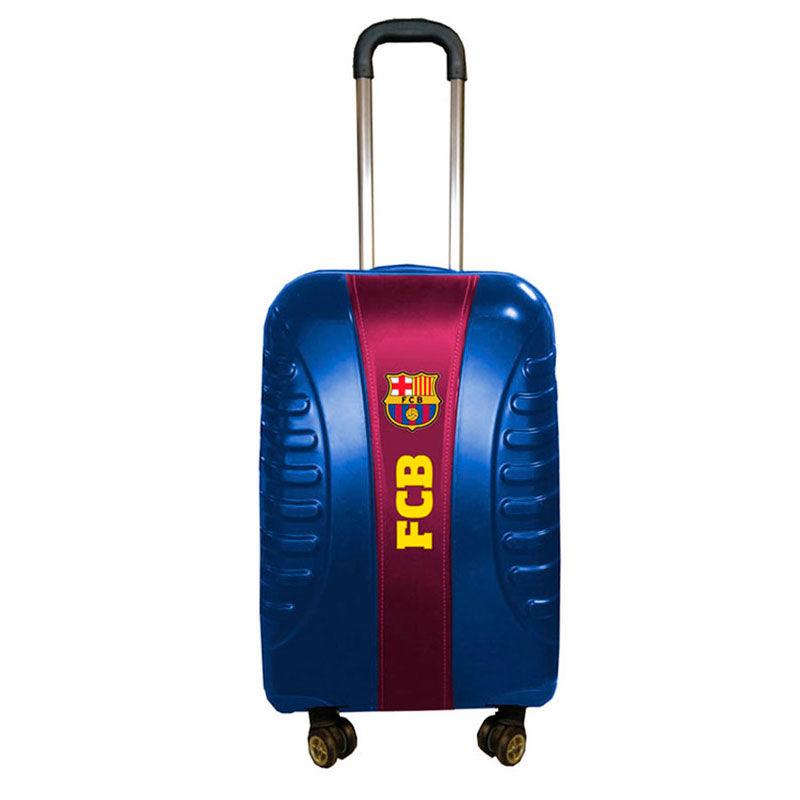 Maleta trolley ABS FC Barcelona Legend 4r 55cm 8435376360212