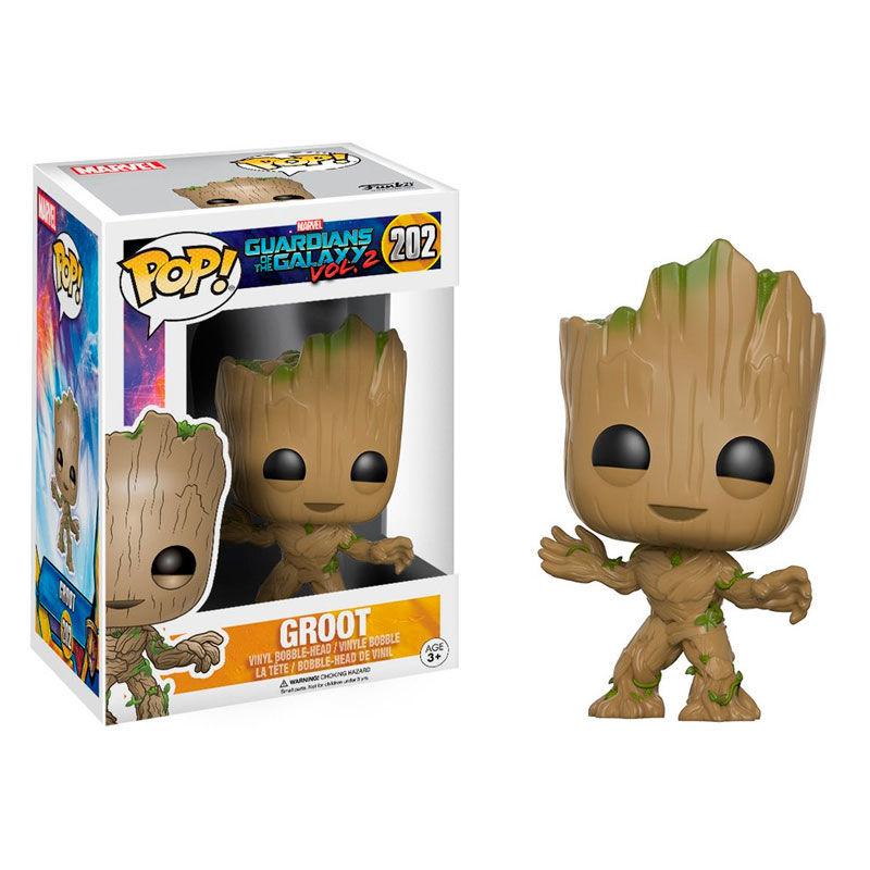 Funko POP o Figura POP Guardianes de la Galaxia Groot