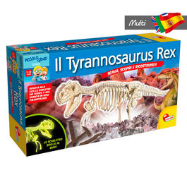 Spanish Dig and discover T-Rex