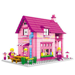 Fairyland house game building