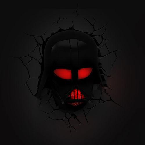 Disney Star Wars Darth Vader Led