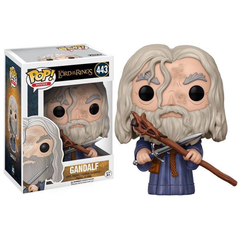Funko POP o Figura POP El Señor de los Anillos Gandalf