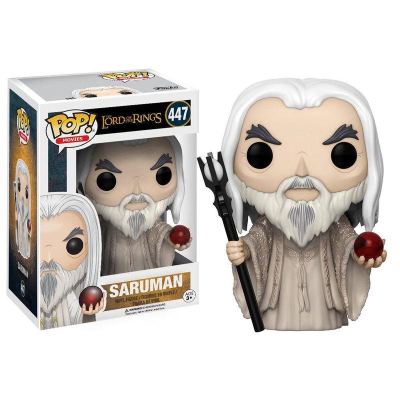 Funko POP El Señor de los Anillos Saruman