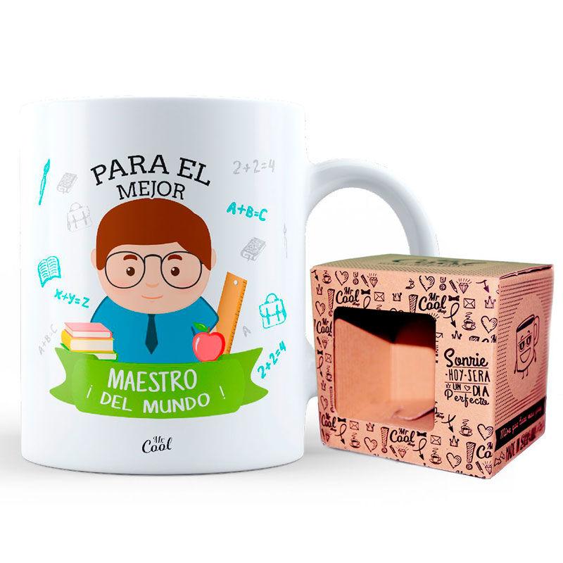 Taza Mejor Maestro 8436571070777
