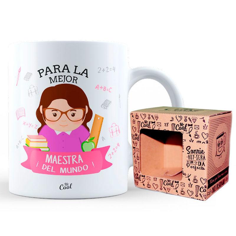 Taza Mejor Maestra 8436571070784