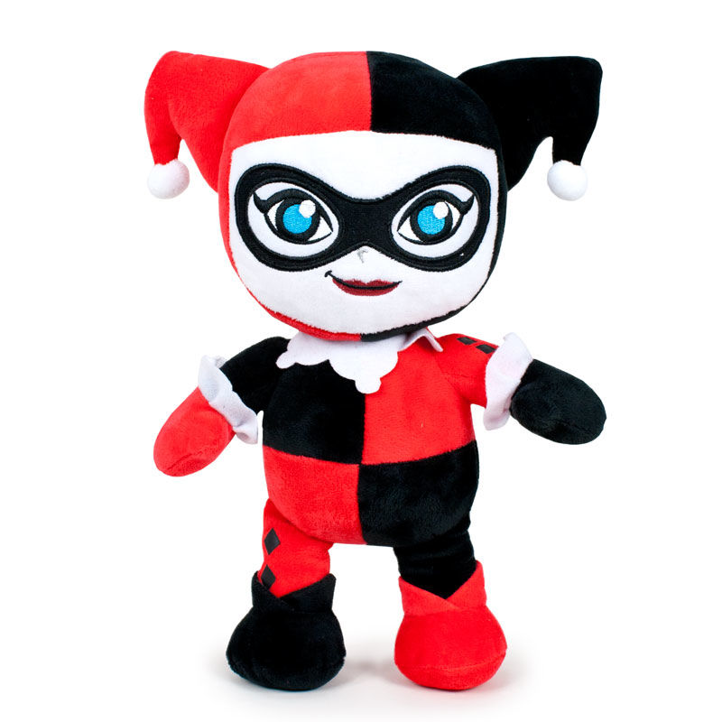 Dc Harley Quinn Soft Plush Toy 35cm Ociostock Marketplace B2b