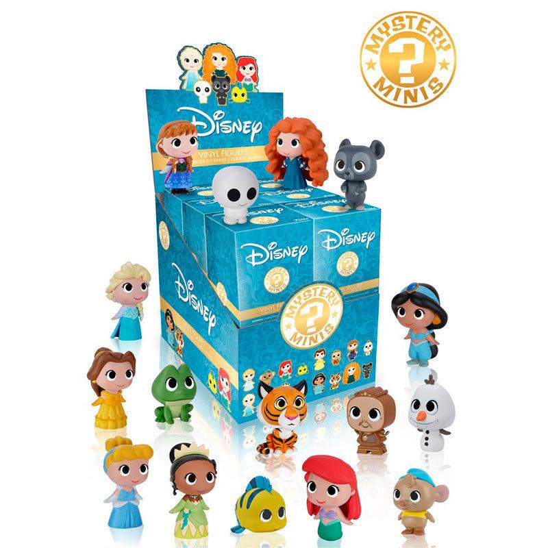 Figura Mystery Minis Disney Princesas surtido 849803075897