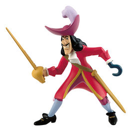 Figura Capitan Garfio Peter Pan Disney