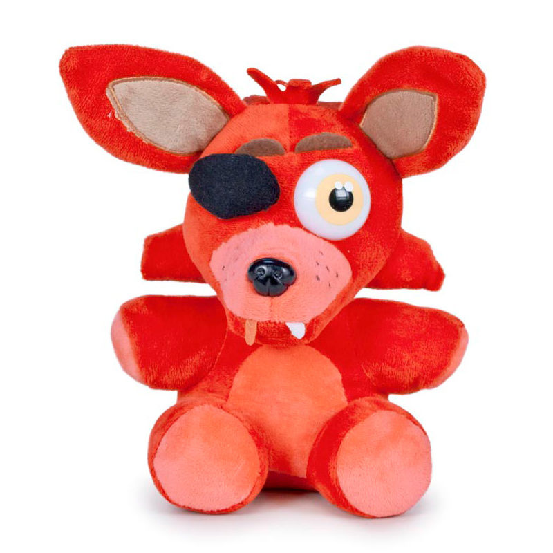 Five Nights At Freddy Foxy Soft Plush Toy 28cm Ociostock