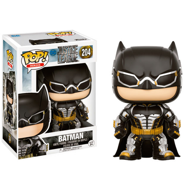 Funko POP o Figura POP Liga de la Justicia Movie Batman