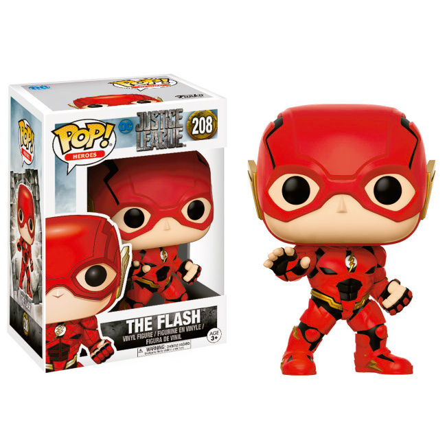 Figura POP Justice League The Flash
