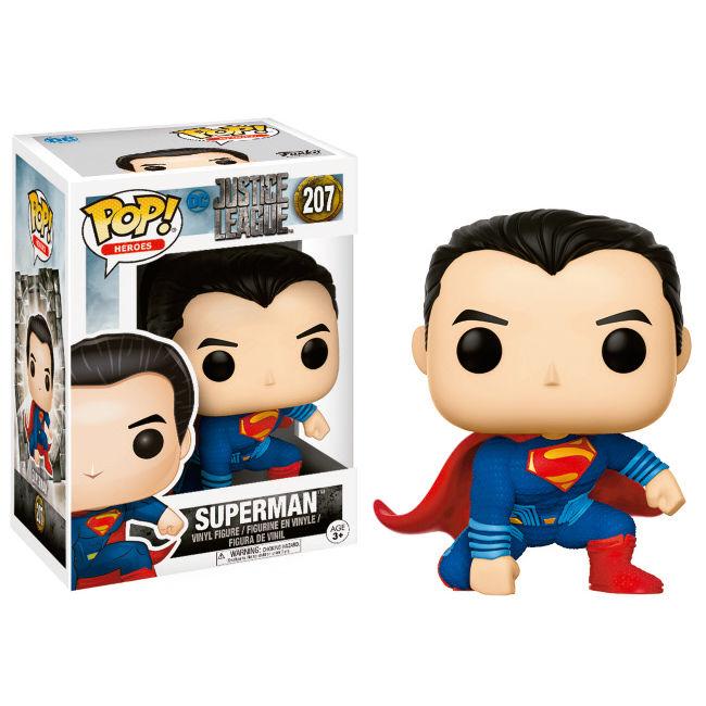 Funko POP o Figura POP Película La Liga de la Justicia Superman