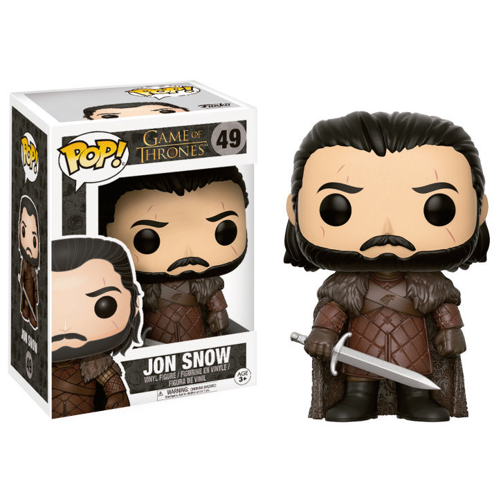 Funko POP o Figura POP Game of Thrones Jon Snow