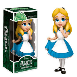 Figura Vinyl Rock Candy Disney Alice in Wonderland Alice