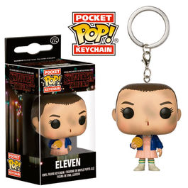 Llavero Pocket POP! Stranger Things Eleven