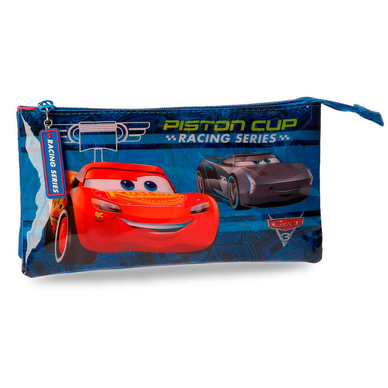 Neceser Cars Disney triple