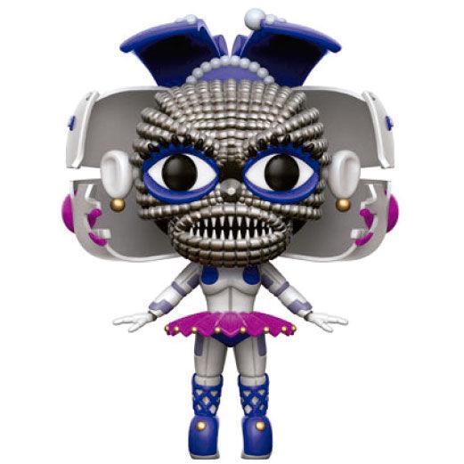 Figura POP Five Nights at Freddy's Sister Location Ballora Chase (1)