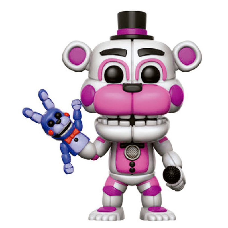 Pop Figure Five Nights At Freddys Sister Location Funtime