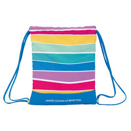 Saco United Colors of Benetton Stripes 40cm