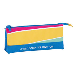 Portatodo United Colors of Benetton Stripes triple