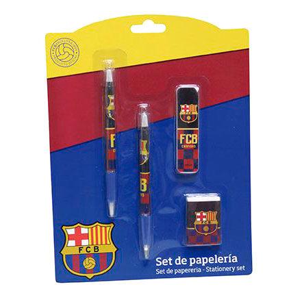 Blister papeleria FC Barcelona