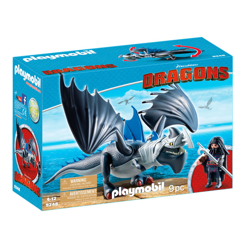 playmobil how to train your dragon berk release date