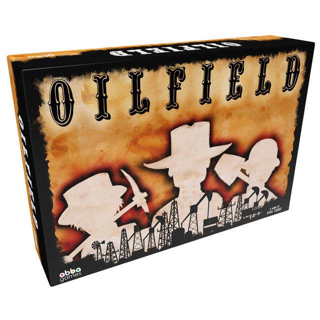 Juego de mesa Oilfield