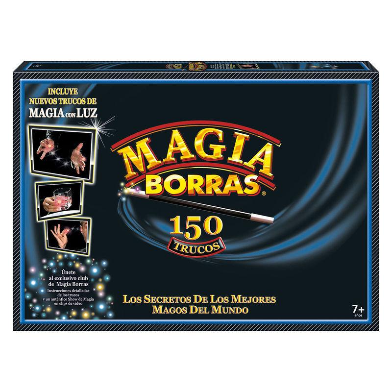 Juego Magia Borras con luz