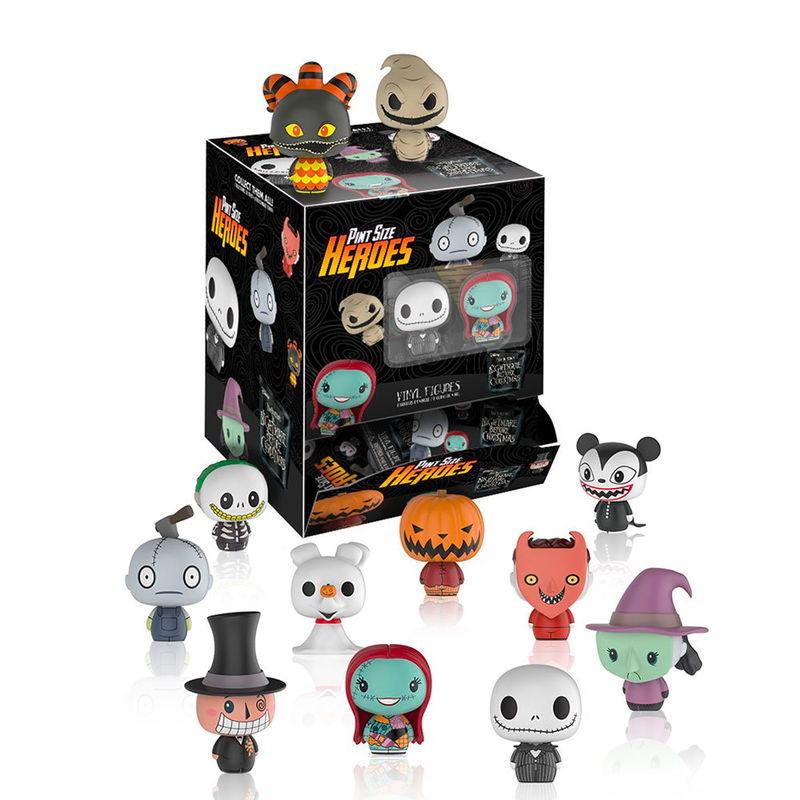 Figura Pint Size Heroes Nightmare Before Christmas surtido