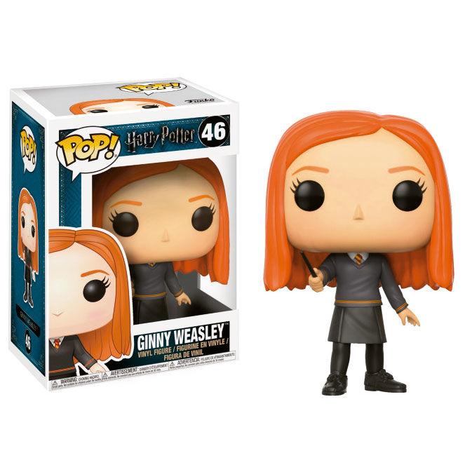 Pre-pedidos Funko POP o Figura POP Harry Potter Ginny Weasley