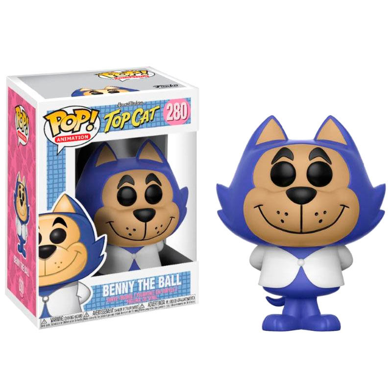 Figura POP Top Cat Benny the Ball