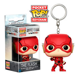 Llavero Pocket POP! DC Justice League The Flash