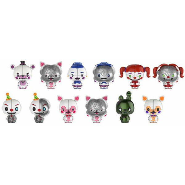 Assorted Pint Size Figure Five Nights At Freddys Sister