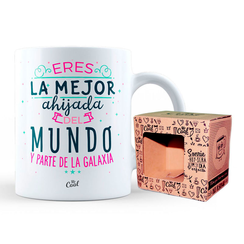 Taza Mejor Ahijada 8436571071286