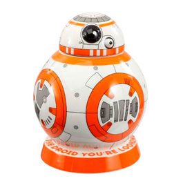 Bote galletas BB-8 Star Wars Episode VII sonido