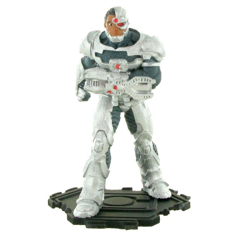 Figura Cyborg DC Comics
