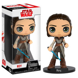 Figura Wobbler Star Wars Episode VIII The Last Jedi Rey