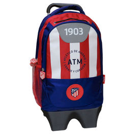 Trolley Atletico Madrid 42cm extraible