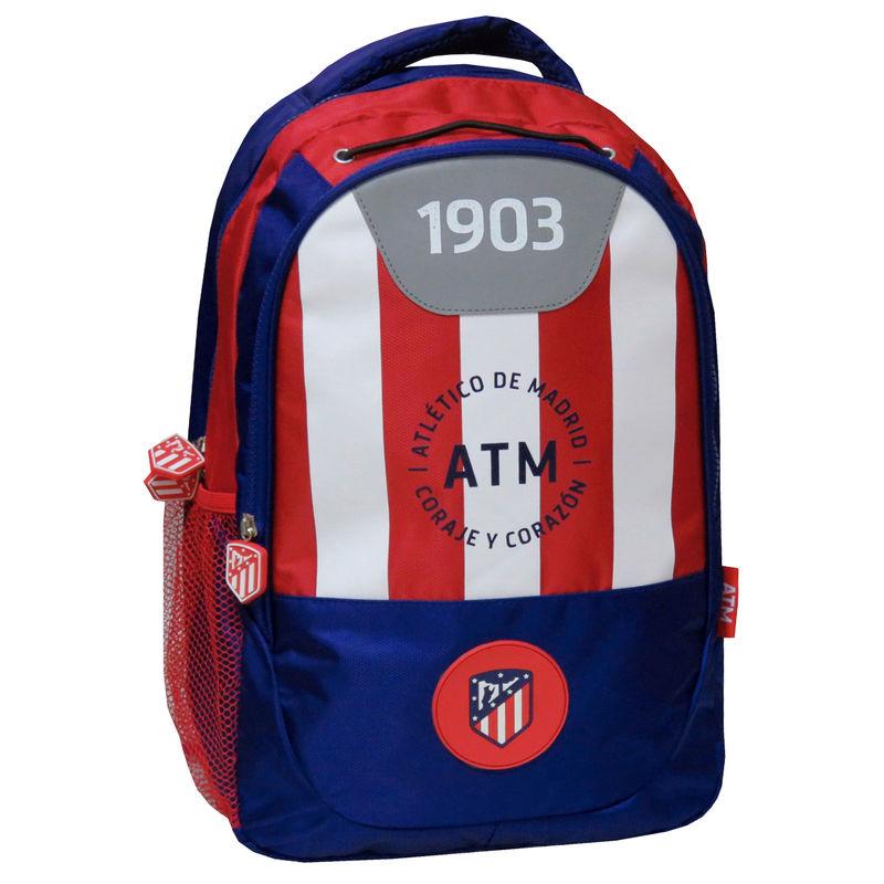 Mochila Atletico Madrid 42cm adaptable