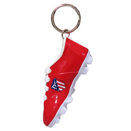Atletico Madrid boot keychain