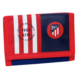Billetera Altetico Madrid