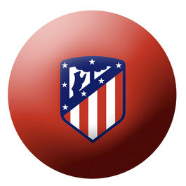 Pelota antiestres Atletico Madrid